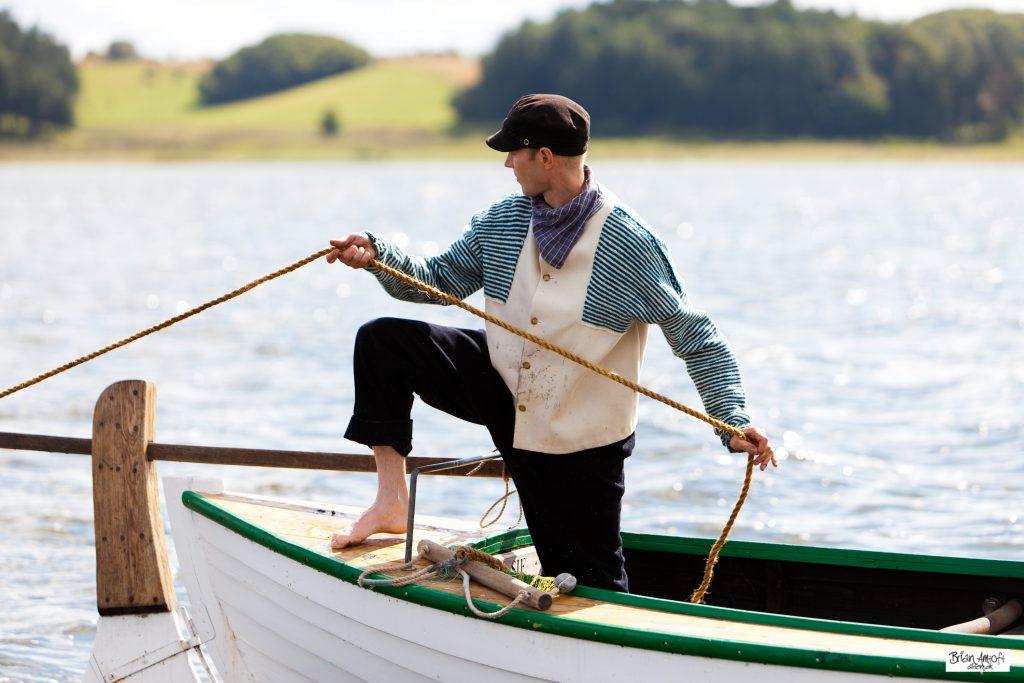På fiskeri 12 - JV i agterstavn